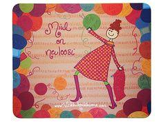 Miul on neuloosi - Virkkukoukkunen. Cover, Books, Scrappy Quilts, Dressmaking, Libros, Book, Book Illustrations, Libri