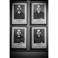 4 out of 1300000 --- Photo by @d.thoral_ --- #Auschwitz #Birkenau #AuschwitzMemorial #history #people #portrait #photography #migshot #victims #German #Nazi #concentrationcamp #memorial #museum #Poland #UNESCO #worldheritage #igerspoland #instagram