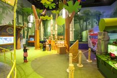 Angry Birds Activity Park - St. Petersburg, Russia