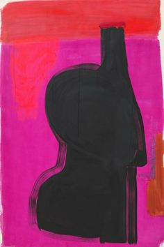 Monique van Genderen  Untitled - 2011  Oil and pigment on canvas  183 x 122 cm / 72 x 48 in.