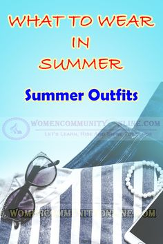 The burning summer sun can make you sweat, feel exhausted, and even can cause irritation on the skin. But, you can protect yourself and stay away from some of these issues by dressing in the right garments and a proper summer skincare #summeroutfit #summer #fashion #summervibes #style #summerstyle #outfit #summertime #summerfashion #fashionstyle #onlineshopping #summerdress #summerlook #dress #shopping #summercollection #outfitideas #beauty #outfits #dresses #fashionable Summer Sun, Summer Looks, Summer Vibes, Feeling Exhausted, Online Blog, Summer Outfits, Summer Dresses, Kinds Of Clothes, Summer Collection