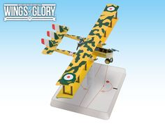 Wings of Glory; Caproni Ca.3 Taramelli miniature