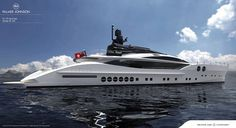 Project Apollo Being Built by Moran Yacht & Ship Luxury Yachts For Sale, Yacht For Sale, Lombard Street, Palmer Johnson Yachts, Cannes, Cruise Boat, Cruise Ships, Cool Boats, Yacht Boat