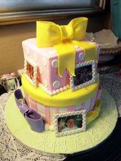 75th birthday cake ideas for mom Google Search Mommys 75th bday