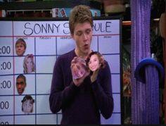 Ese Chad!!! La ama demasiado a Sonny