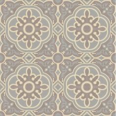 Moroccan Encaustic Cement Pattern Tile Pre Sealed