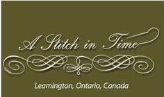 Leamington, Ontario | A Stitch in Time