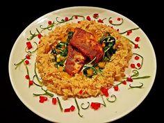 Sea Robin (Gurnard) Fish with Lime Rice - Morska Lastavica sa Pirincem i Limetom - YouTube