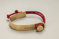 The Kavos Half Cuff #ilivehere #jewelry