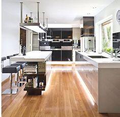 Scandinavian Kitchens and Design