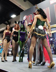 a9dc5668825e9e 14 mejores imágenes de Super Girls en 2012   Mejor cosplay, Cómics y ...