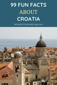 Traveling to Croatia Traveling to Croatia soon? Check out these fun facts about the country its culture its food and its hotspots such as Dubrovnik Zadar Hvar Split and Zagreb. Split Croatia, Dubrovnik Croatia, Zagreb Croatia, Croatia Travel Guide, Croatian Islands, Travel Europe Cheap, Europe Holidays, Charter Boat, Travel Guides