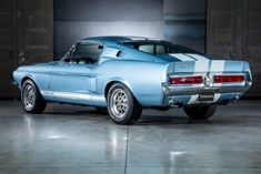 Classic Car News – Classic Car News Pics And Videos From Around The World Ford Mustang Fastback, Mustang Cobra, Shelby Mustang, Ford Mustangs, 1967 Mustang, Mustang Boss, Shelby Gt500, Bugatti, Lamborghini