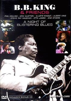 That was yesterday: B.B.King & Friends - Night Of Blistering Blues (19...
