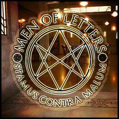 Supernatural Men of Letters bunker