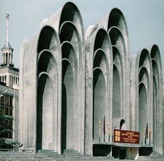 """Andropov's Ears"" - O.Kalandarishvili and G. Potskhishvili, Tbilisi (1983)"