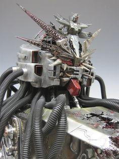 botboxgunpla:    JDG-00X Devil Gundam original design