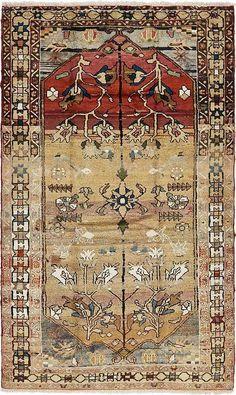 Red 2 x 5 Hamedan Persian Rug Persian Rug, Bohemian Rug, Area Rugs, Turkish Carpets, Antiques, Magic, Awesome, Decor, Persian Carpet