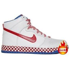 Mens Nike Dunk High Supreme - Croatia e6b212a817