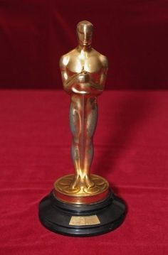 wells oscar (I am picturing where I will put your first oscar... maybe by the Zebra taxidermy......)