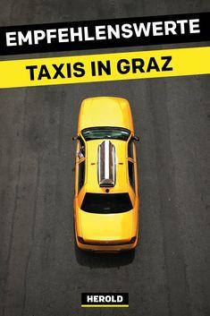 Das sind die bekanntesten und empfehlenswertesten Taxiunternehmen in Graz.