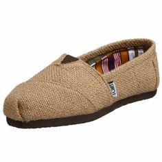 TOMS Women's Classic Woven Slip-on $57.99