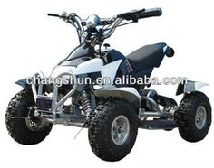 CE proved 4-wheel 36V500/800W/1000W foot pedal switch with front gear big front light Electric quad ATV, CS-E9047 ) website: www.harryscooter.com email: sales2@harryscooter.com Skype: Sara-changshun