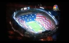 What could be better than the Green Bay Packers and an American Flag?