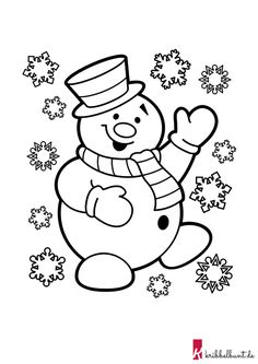 Here are the Beautiful Free Christmas Coloring Sheets Coloring Page. This post about Beautiful Free Christmas Coloring Sheets Coloring Page was posted . Snowman Coloring Pages, Printable Christmas Coloring Pages, Free Christmas Printables, Coloring Book Pages, Free Printables, Christmas Coloring Sheets For Kids, Christmas Colors, Christmas Art, Christmas Recipes