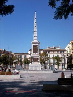 Obelisco de la Plaza de la Merced