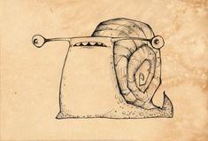 Christopher Uminga- Oliver the snail