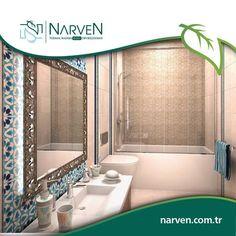 Narven'de banyolar size özel planlandı. Termal su doldurulabilen küvetli banyolarla şifa yanı başınızda olacak! #narven #banyo #termalsu #narventhermal