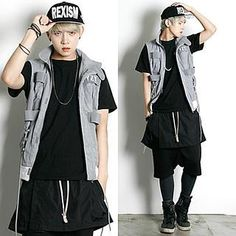 Buy 'Rememberclick – Lettering Zip-Up Vest' with Free International Shipping at YesStyle.com. Browse and shop for thousands of Asian fashion items from South Korea and more!