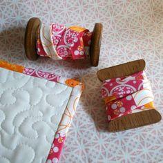 patchwork binding tape tutorial