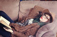 @Dustandswallow nous livre son look aux couleurs de l'automne #mode #blog #look