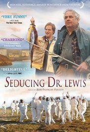 Seducing Doctor Lewis Poster