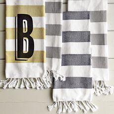monogrammed hand towels.