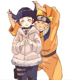 Naruto e hinata