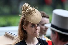 Princess Beatrice during Ladies' Day during day three of the Royal Ascot meeting