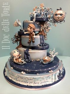 Ruberó le stelle - Cake by Davide Minetti