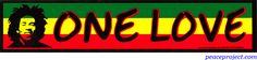 RASTAFARI ONE LOVE