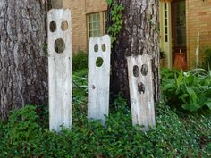 Fence board ghosts                                                       …