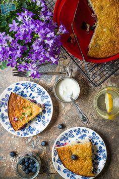 Naleśnik jaglany z piekarnika (bez glutenu) | Filozofia Smaku