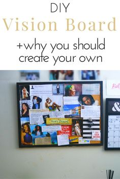 We love vision boards here at SparkPeople! Have you created yours yet?