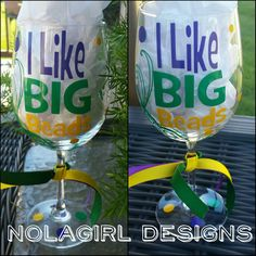 new orleans mardi gras wine glass nola party favori like big beads bachelorette party mardi gras themed glass beads masks parades