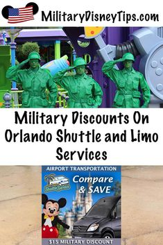 Looking for MIlitary Discounts on Orlando Limo and Shuttle Services? Check out our negotiated discount with Orlando Shuttle Service. Disney World Tips And Tricks, Disney Tips, Universal Orlando, Universal Studios, Shades Of Green Disney, Attractions In Orlando, Military Mom, Enjoy Your Vacation, Military Discounts