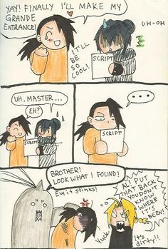 Ling's great anime debut by ~sashimigirl92 on deviantART