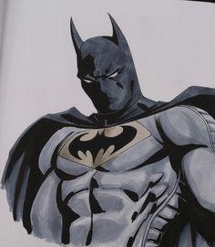 Batman by David Yardin * (Superman: Speeding Bullets)