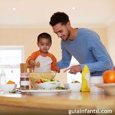 Tareas que pueden hacer los niños según su edad y el método Montessori.