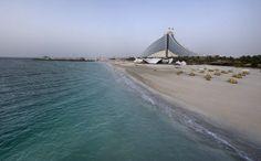 View of the #beach at Jumeirah Beach Hotel #Dubai